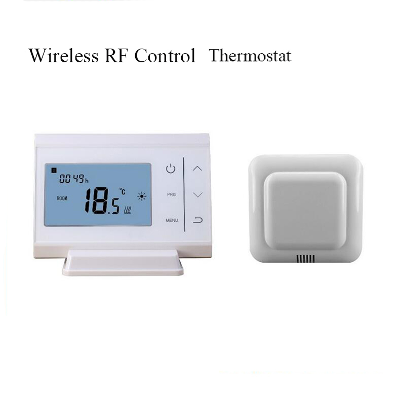 Wireless Programmable thermostat for Electric/Water/Boiler Heating system
