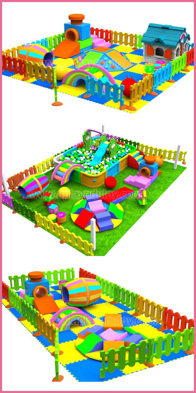 Nursery School En Winkelcentrum Spelen Gebied Indoor Activiteiten Voor Peuters Speeltuin Gym Apparatuur