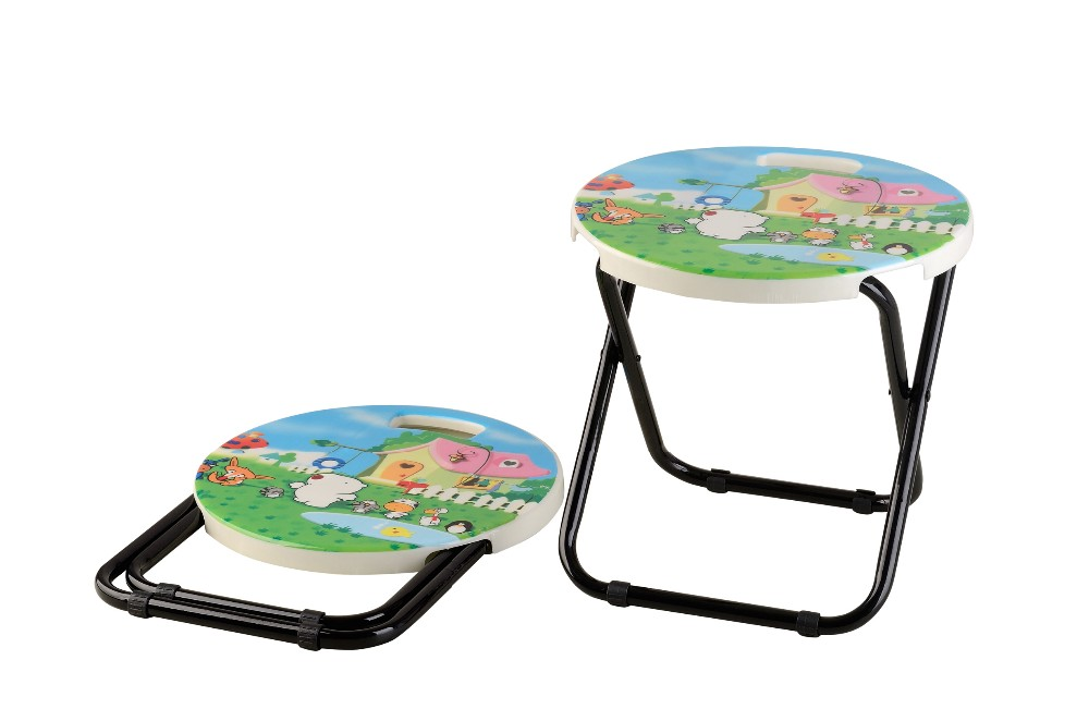 Outdoor Plastic Stool,Multi-color Metal Folding Baby Bath Chair ...