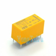 HRS2H-S-DC5V DC 5V PCB 8pin Power Relais NEU gute Qualität