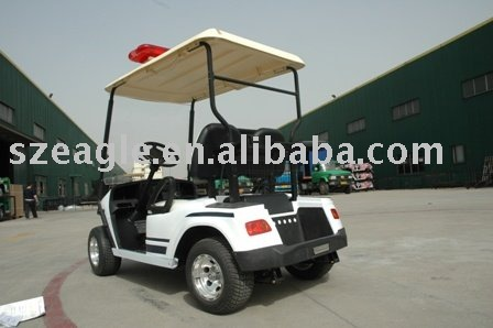 CE approved two seats battery powered golf buggy EG2028T03 ,2-PERSON,48V/4KW Sepex