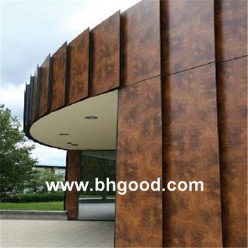 panneau hpl interesting panneau stratifi hpl noir ou blanc effets de matires et nuances. Black Bedroom Furniture Sets. Home Design Ideas