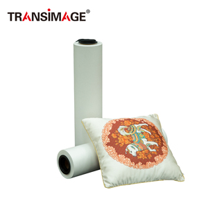 Digital printing sublimation heat used transfer paper rolls tape roll for cotton dark heat transfer for t-shirt heating