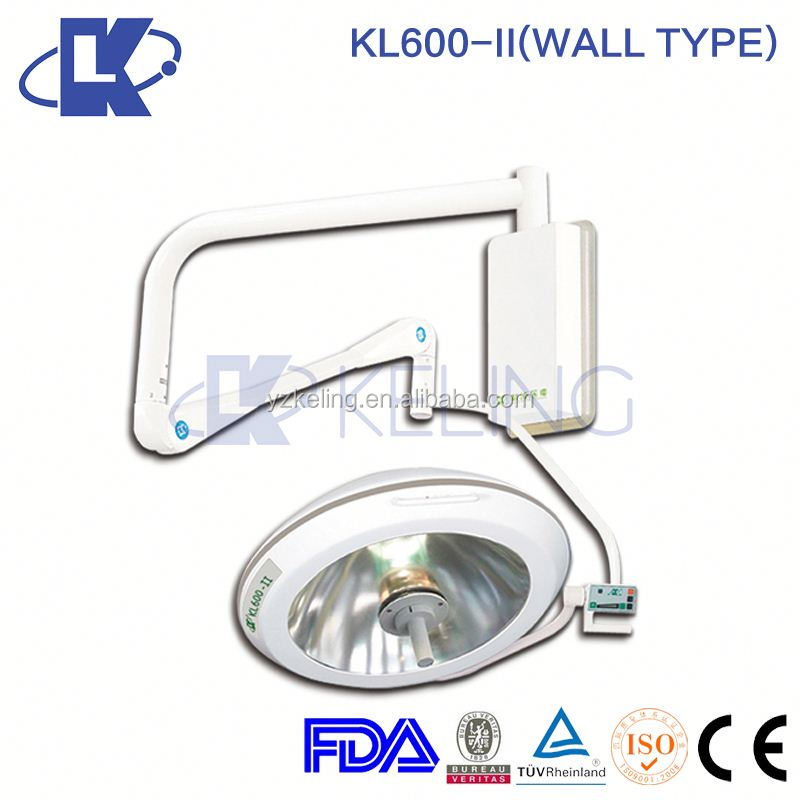 KL600-II (wall type) Wall Operating Room Lighting Lamp lighting fixtures wall lamp spoon led light table lamp