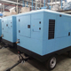 KCY-780-14.5 Diesel driving portable air compressor for war industry