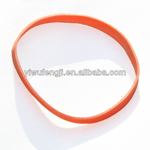 Red Rubber Bands/silicone rubber bands/ cheap rubber bands
