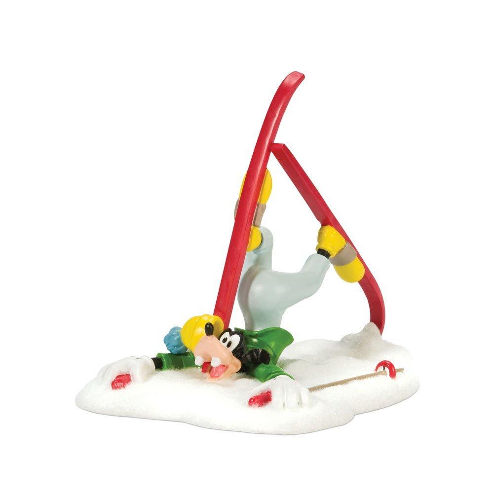 Department 56 Disney Village Accessory Figurine, Goofy Takes A Tumble