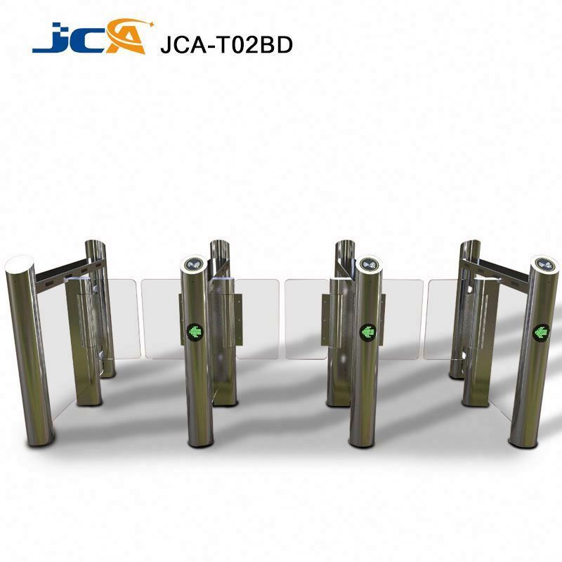 Intelligent high technology bi-directional tripod gate security automatic speed turnstile rfid access system