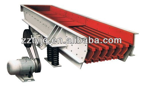 ZSW Series Magnetic Vibrating Feeders