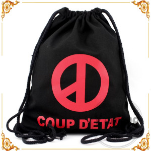 Promotional Cheap manufacturer women shopping cotton bag with logo
