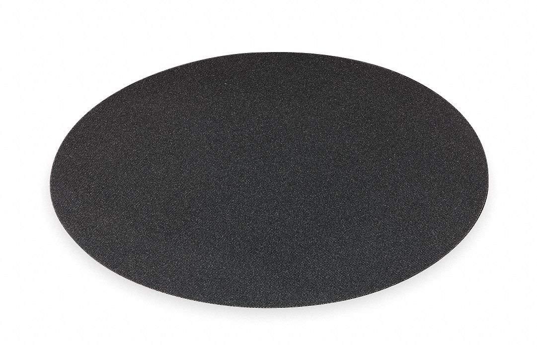 100 Grit Hook and Loop 5 Diameter Pack of 50 Silicon Carbide 5 Diameter 3M Hookit  Paper Disc 426U Gray