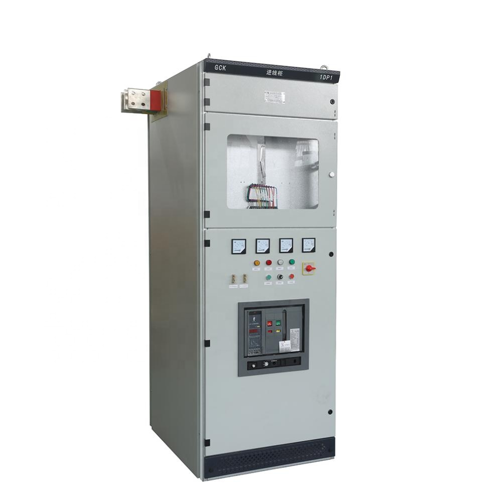Factory direct price capacitor reactive power compensation bank switchgear auto factor correction