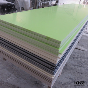 Top end quality solid surface , 1/2 inch acrylic sheet