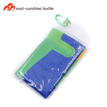 High quality stay cool ice cold sports towel for outdoor activities