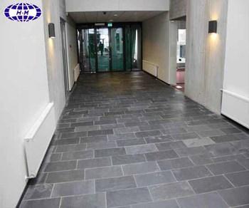 Dark Grey Slate Floor Tile