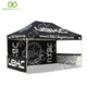 Folding aluminum 3x3 heavy duty canvas outdoor exhibition tent