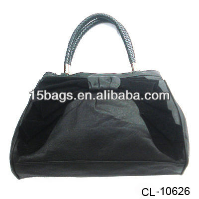 2012 fashion women pu leather design bag