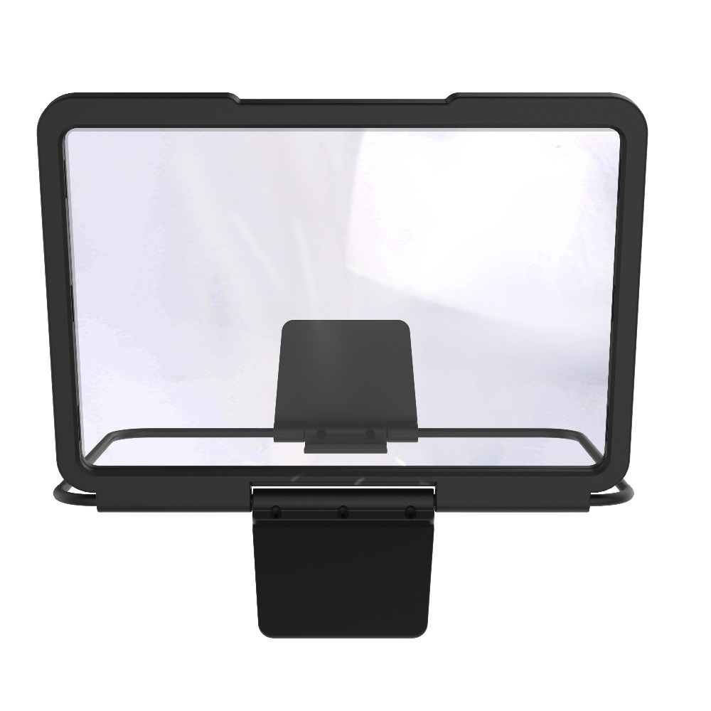 Newest Style 3D Mobile phone screen magnifier folding portable phone stand holder HD amplifiers