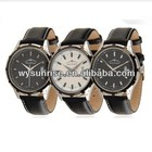 high quality hot vogue swiss movt excel quartz watch stainless steel back