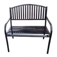Brand new outdoor park garden bench