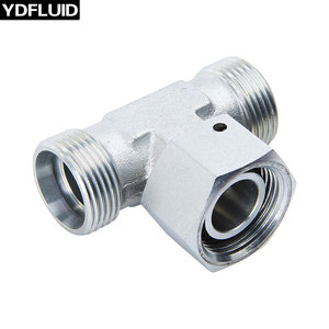 stainless steel carbon steel brass branch tee pipe fitting