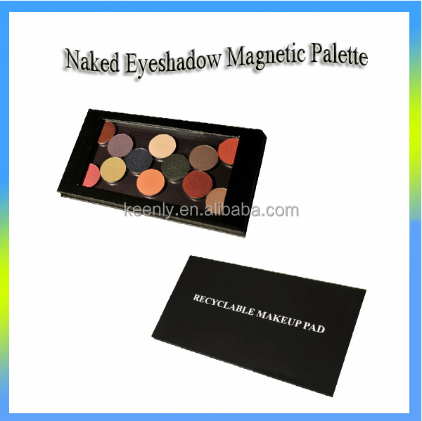 No name makeup,Professional Magnetic Make up Palettes,Pro Makeup Eye shadow Palette,Cheap Eyeshadow Palette Wholesale