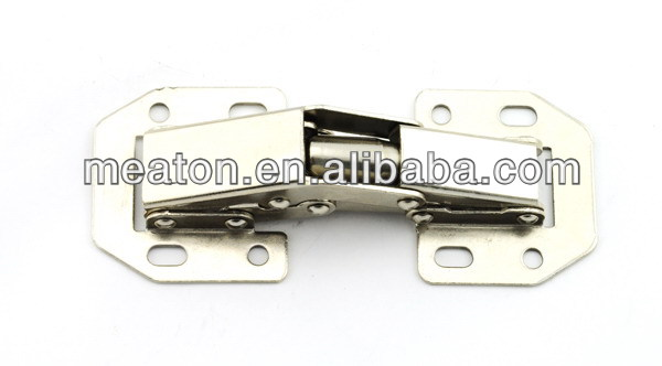 Invisible iron hinge / Frog hinge