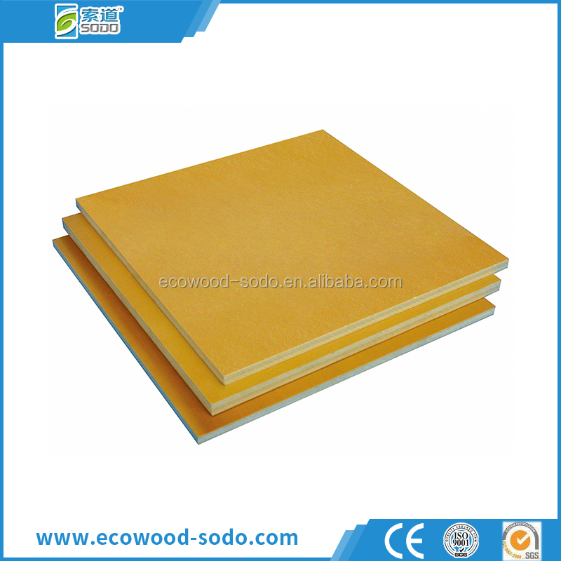 wood plastic composite fen panel