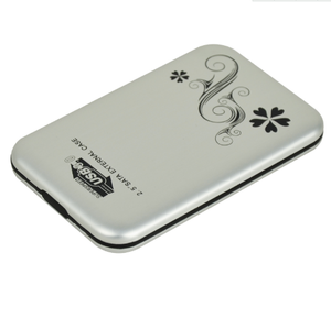 "HOT aluminum USB3.0 portable hard drive enclosure 2.5"" external HDD case for disco duro externo 4tb"