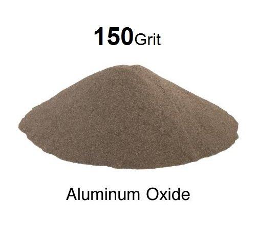 GRAINGER APPROVED Blast Media Aluminum Oxide 100 Grit