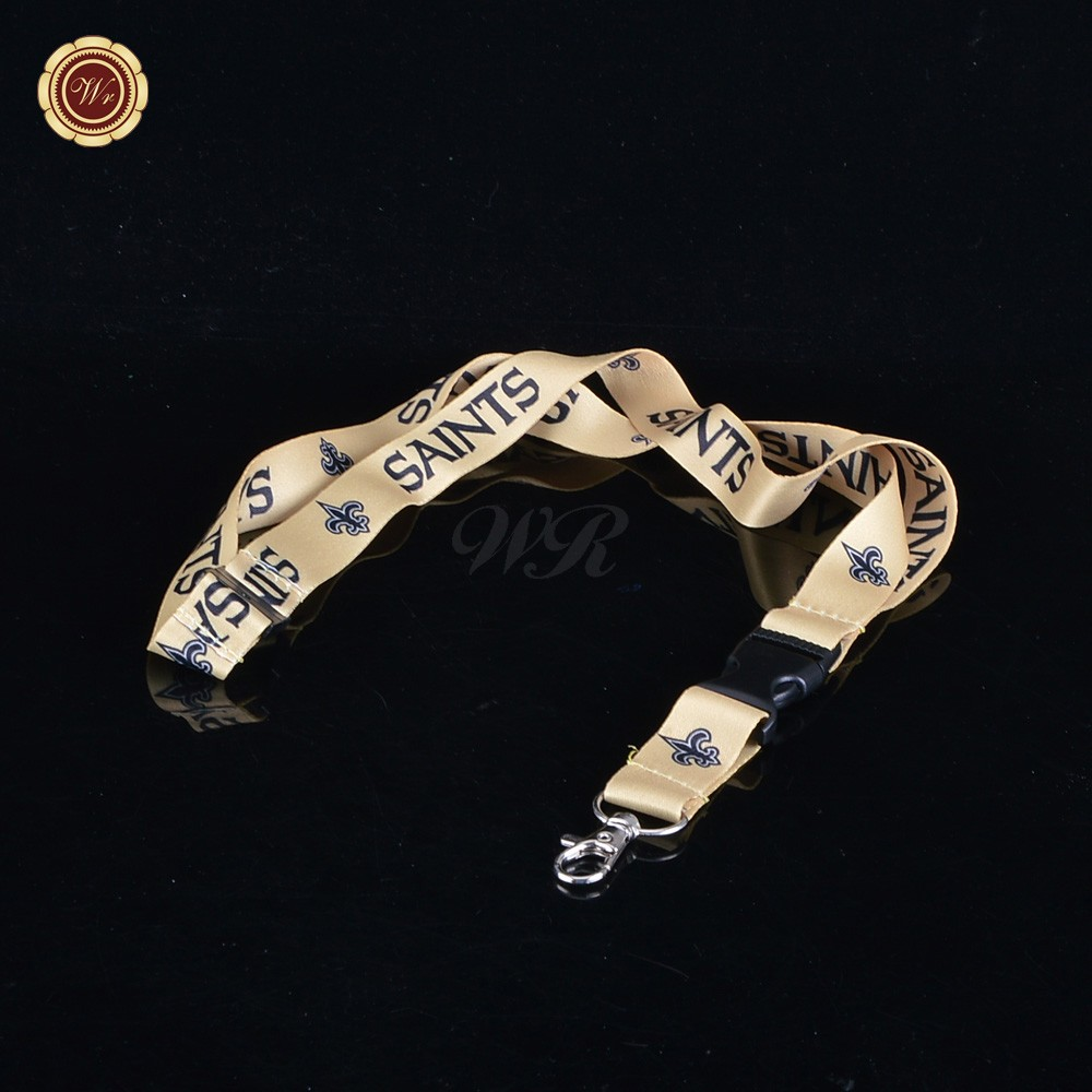 New Orleans Saints Nfl Lanyards Wholesale Nfl National