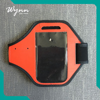 Refined and cultured universal phone case sport reflective armband