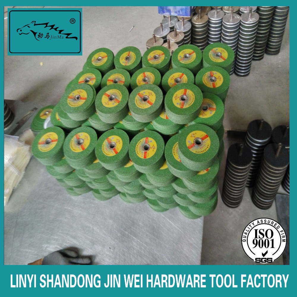 Abrasives Tools Cutting Wheels Made in China