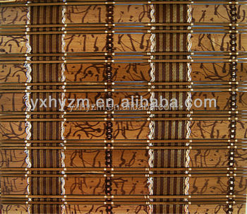 Gedruckt Bambus Vorhang Bambus Vorhang Fur Turen Fenster Jalousien