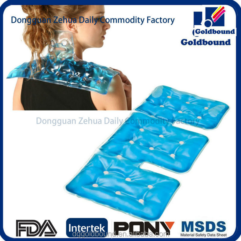 compress reuseable gel icepack for therapy