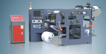 Laser anti-counterfeit trademark Hot Melt Adhesive Coating Machine
