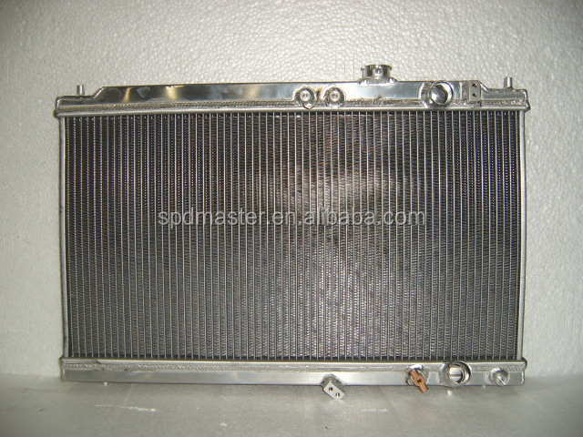 car radiator for MAZDA RX8 2004