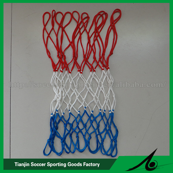 Wholesale China Products Durable Muti-color Basketball Nets