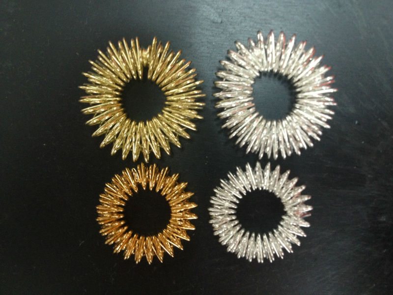 Acupuncture Finger Rings Gw-r01