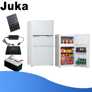 2016 China Juka CE Household AC/DC compressor freezer refrigerator and ice cream freezer