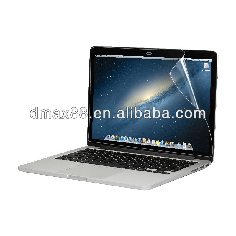 15.4 Inch Laptop accessories For Macbook pro retina screen protector oem/odm (High Clear)