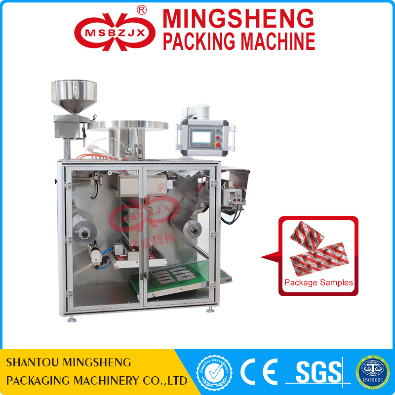 Jx039 Automatic Tablet Strip Packing Machine