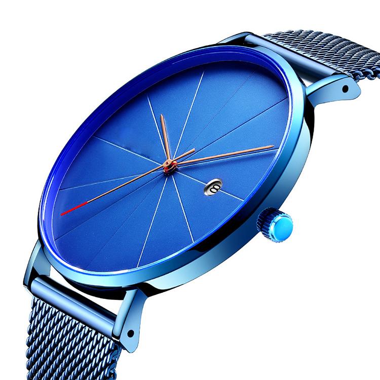 Made in China custom brand zinc alloy watch OEM brand men's wrist watch фото