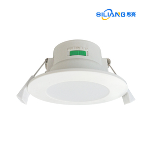 tri-colour australia downlights 8W led light downlight 70mm cutout dimmable led downlight