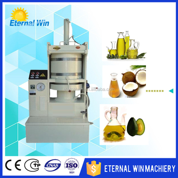 Small Durable Spiral Shea Butter Oil Extractor Extraction