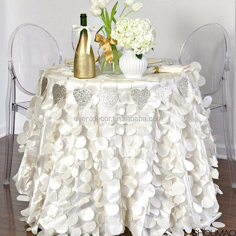 Petal Tablecloth, Petal Tablecloth Suppliers And Manufacturers At  Alibaba.com