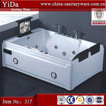 Jet Whirlpool Bathtub With Tv, Massage Bath Tub Prices, The Bath Tub  Manufacturer Direct