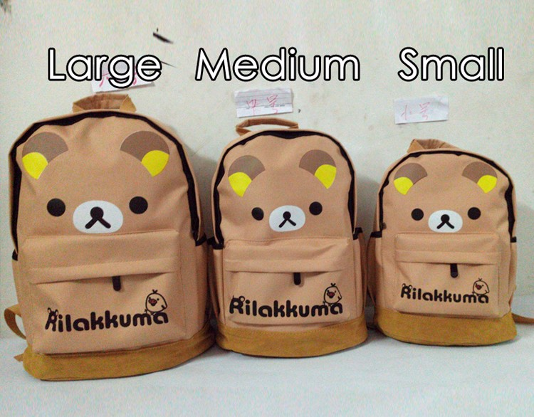 Wholesale MSMO Kawaii San X Rilakkuma Children S School Bag Lovely ... cb1fb5f3c6370