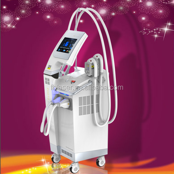 NEWEST!! AFT IPL OPT SHR Beauty equipment for fast hair re moval and fast skin rejuvenation