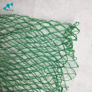 HDPE plastic polypropylene mesh 3mm invisible net for birds to catch
